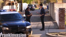 Kissing Prank Extreme - Police Edition
