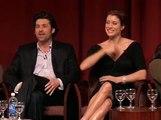 Grey's Anatomy - Patrick Dempsey Meeting Shonda Rhimes