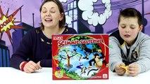 SCIMMIE SALTERINE - gioco da tavolo per bambini - GIOCHI IN SCATOLA - CHALLENGE SCIMMIETTE PAZZE
