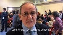Collonges rend hommage à Paul Bocuse