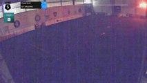 But de Charles (0-10) - TEAM QLIO Vs IUT ORLEANS - 25/01/18 18:00 - STYX STUDENT LIGUE