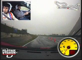 Votre video de stage de pilotage  B061111117PS0009