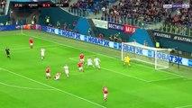 ملخص مباراة اسبانيا وروسيا 3-3 - مباراة مجنونة جدا - مباراة ودية