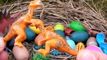 Toy Dinosaurs Eggs Giant Nest Dinosaur Transforming Egg Toys Dino Puzzle 3D Surprise Toys