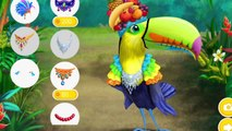 Animals Care Games for Kids - Jungle Animal Hair Salon - Fun Android Gameplay Video for Baby