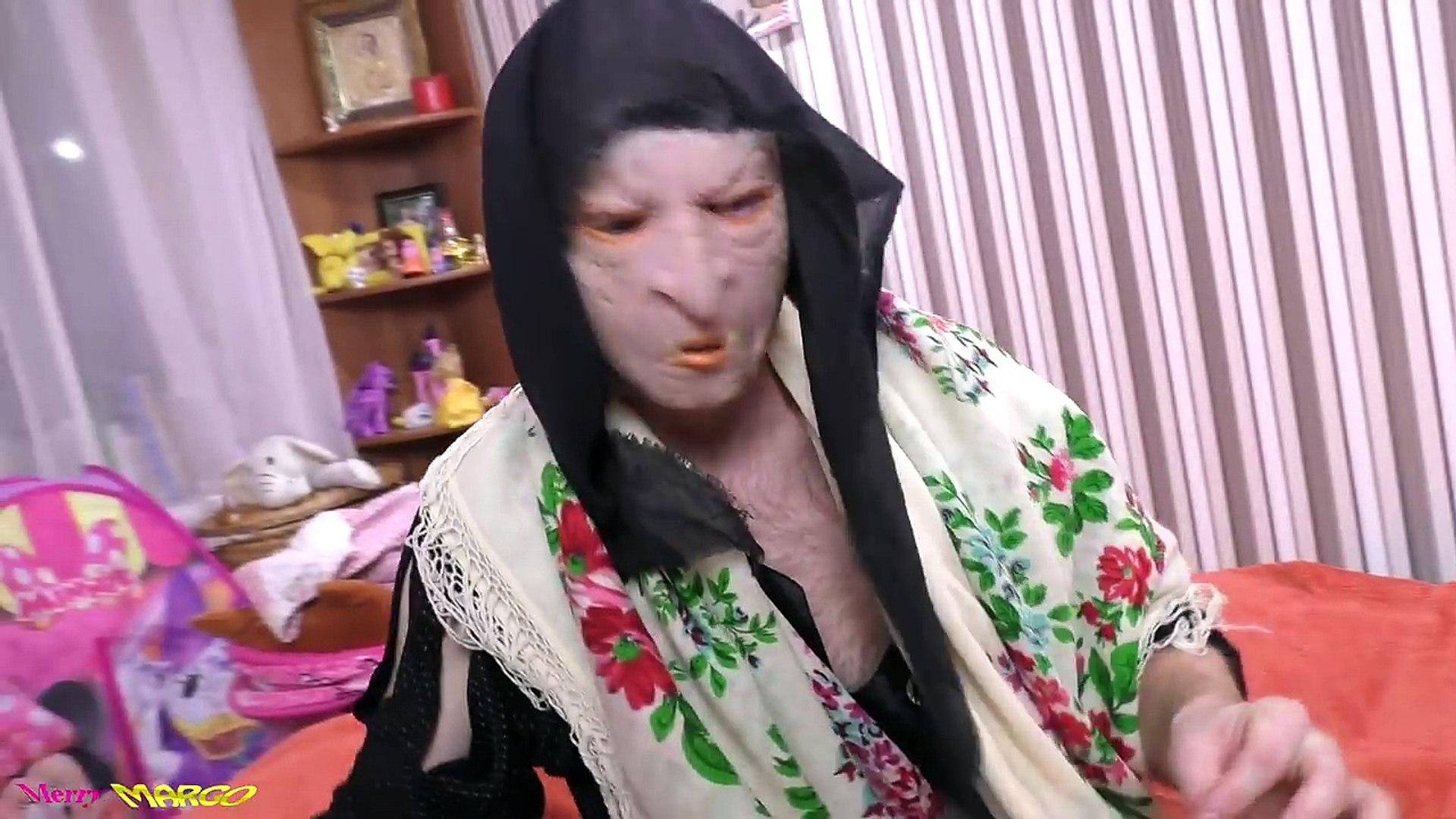 Ведьма украла малыша  Видео для детей  Маргарита как мама  Bad Baby! Мультик Куклы Настя-5FpDQGAv5sE