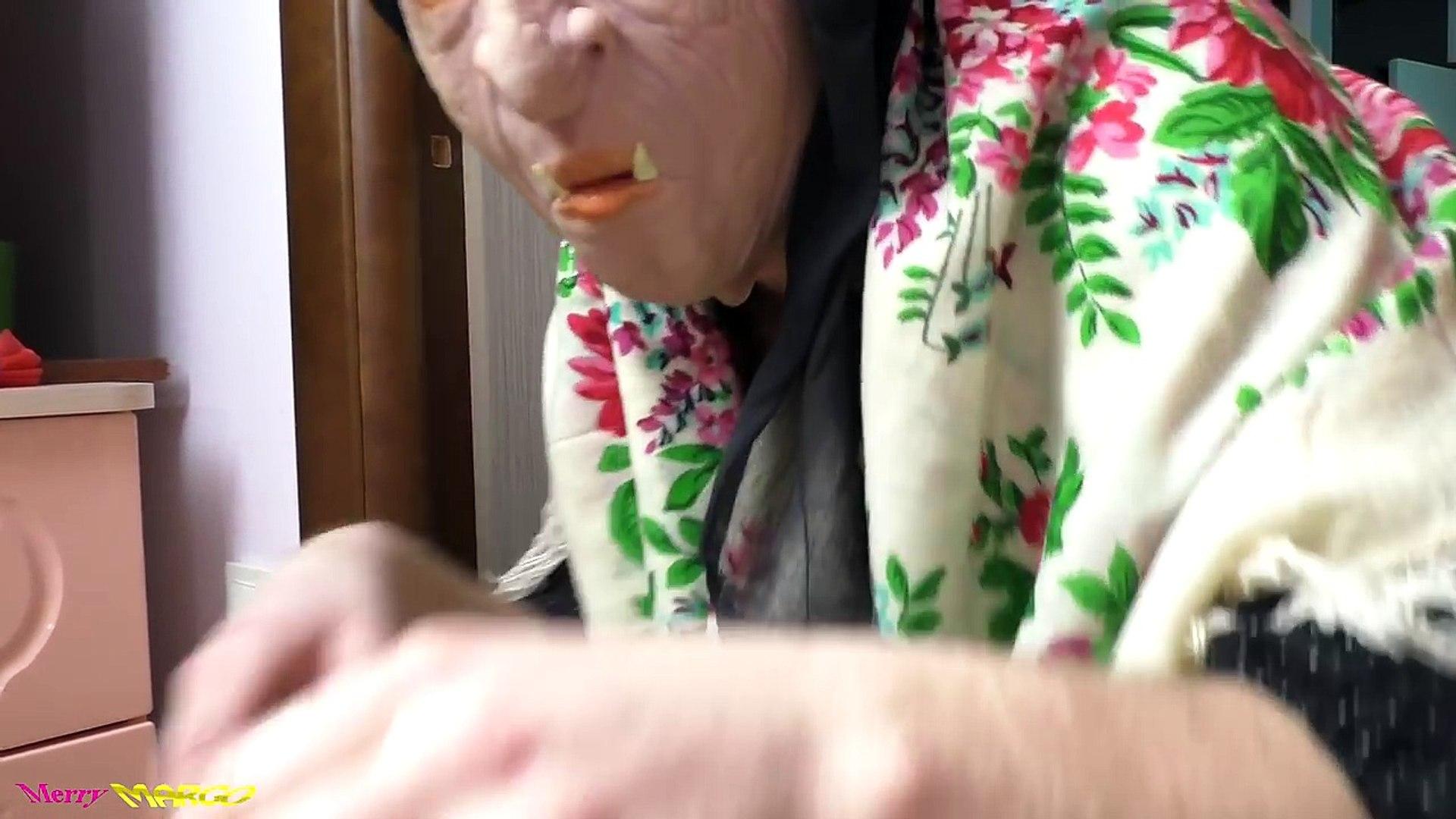 Ведьма украла Малыша  Видео для детей  Марго как мама Настя Bad Baby-czEIPdyxqGU