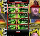 WWE Supercard #123 (2 23) 1 Sting, 2 Sting, Red Sting, Blue Stings!!!
