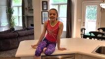 Egg KickMuffins | Whitneys Kitchen Gymnastics