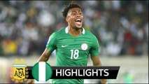 Argentina vs Nigeria 2-4 - All Goals & Extended Highlights - Friendly 14_11_2017 HD