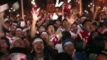 Perú vuelve a un Mundial después de 36 años