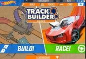 HOT WHEELS TRACK BUILDER GAME HW Ballistik / HW Twin Mill İ Sets Gameplay Video
