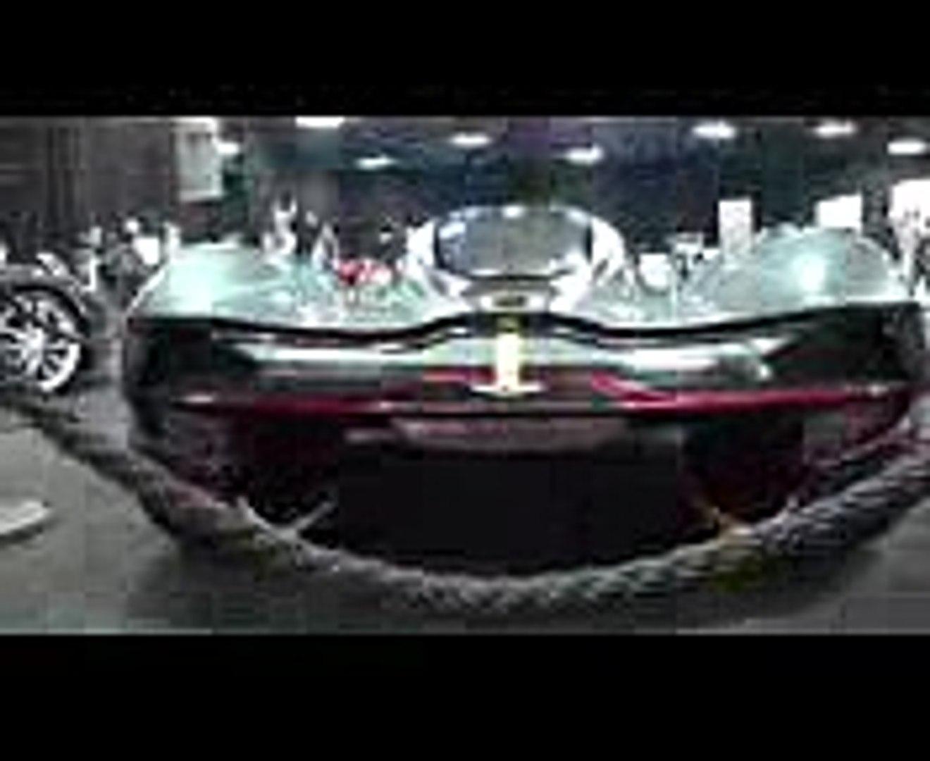The 2018 Aston Martin Valkyrie!!