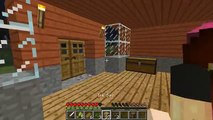 MINECRAFT SURVIVAL ADVENTURE SERIES | GETTING STARTED | CHAD, DOLLASTIC & AUDREY