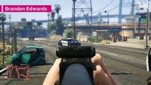 Amazing Escape! GTA 5 (Grand Theft Auto V)