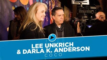 Coco : Rencontre avec Lee Unkrich et Darla K. Anderson