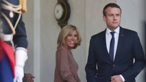 Le régime strict imposé à Emmanuel Macron par sa femme