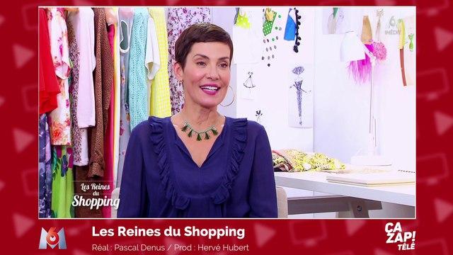 Pourquoi Cristina Cordula est choquée par une candidate des Reines du shopping