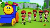 Shapes Rolling Shapes Song Learn Shapes Nursery Rhymes Songs For Child Bob the train S03EP045-5N8elYdTuHM