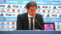 La conférence de presse de Rudi Garcia après OM-Rennes (2-0)