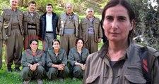 Kırmızı Listedeki Kadın Terörist, Yer Değiştirince İHA'lar Tarafından T