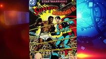 NECA's Superman vs Muhammad Ali Figures! - Toy