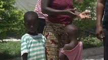 Congo, RENFORCEMENT DE L'AIDE HUMANITAIRE
