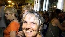 Michèle Torr - réactions public à St-Victoret - Août 2017