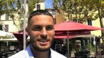 L'interview de Baptiste Giabiconi, président du FC Martigues.