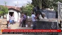 Çevreci Uygulamalarıyla Örnek Olacak Kentsel Dönüşüm Projesi Antalya'da Hayata Geçiyor