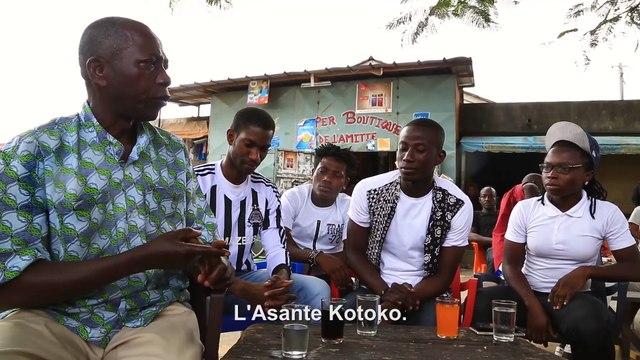 AU QUARTIER-SAISON 2-EPISODE 1 - TOP CLUBS AFRICAINS
