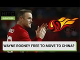 Wayne Rooney Free To Leave Man United? Daily Transfer Rumour Round-up