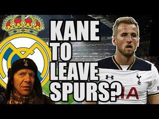 Will Kane Leave Spurs? | TOTTENHAM FAN VIEW