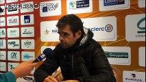 Conférence d'avant match (J15) : Didier Ollé-Nicolle (16/11/2017)