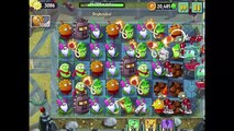 Plants vs. Zombies 2: Its About Time - Gameplay Walkthrough Part 480 - Time Twister Beghouled (iOS)