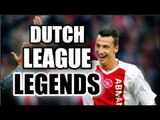 11 Best Foreign Players in Eredivisie History - Romario, Suarez, Ibra