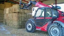 Amazing Tractor World Modern agriculture equipment mega machines hay baler loading machine