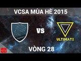 [21.08.2015] SGP vs APU [VCSA Mùa Hè 2015]