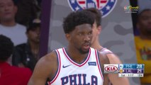 Joel Embiid's Historic 46-Point, 15-Rebound, 7-assist, 7-rebound game - 76ers vs Lakers - November 15, 2017