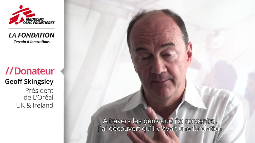 Interview of Geoff Skingsley