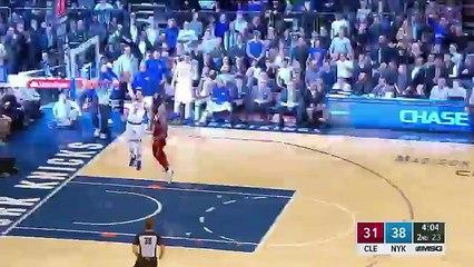 GAME RECAP: Cavaliers 104, Knicks 101