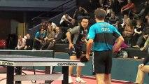Tennis de table. Istres tenu en échec par Hennebont 3-3, une pas si mauvaise affaire