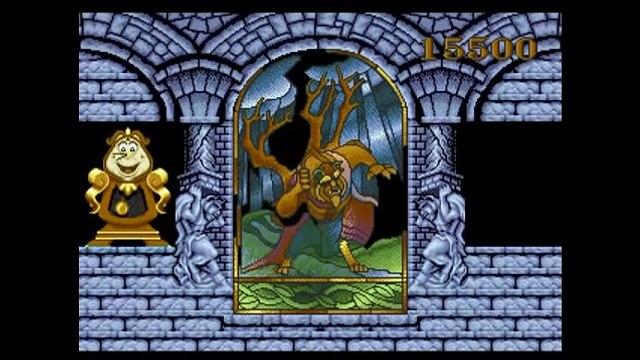  SEGA  Beauty and the Beast Roar of the Beast game   Người đẹp và Quái vật  Hành trình tìm đến nhau