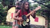 Cet homme est tout un groupe de reggae à lui tout seul
