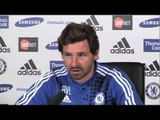 QPR 1-0 Chelsea    Andre Villas-Boas hoping to close gap on United and City