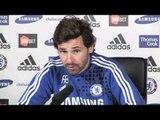 Chelsea 3-5 Arsenal   Andre Villas-Boas backs Chelsea captain John Terry