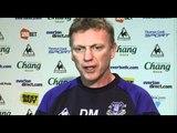 Everton v Man Utd | David Moyes wary of Sir Alex Ferguson's side