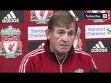 Liverpool v Manchester City | Kenny Dalglish unfazed by 12 point gap