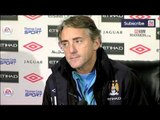 Manchester City v Norwich | Roberto Mancini wary of tough Christmas schedule