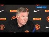 Manchester United v Everton | Sir Alex on David Moyes, Everton and Rooney
